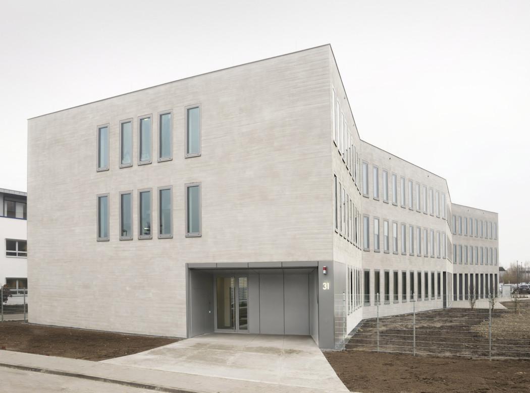 Firmenzentrale Ratiodata Münster