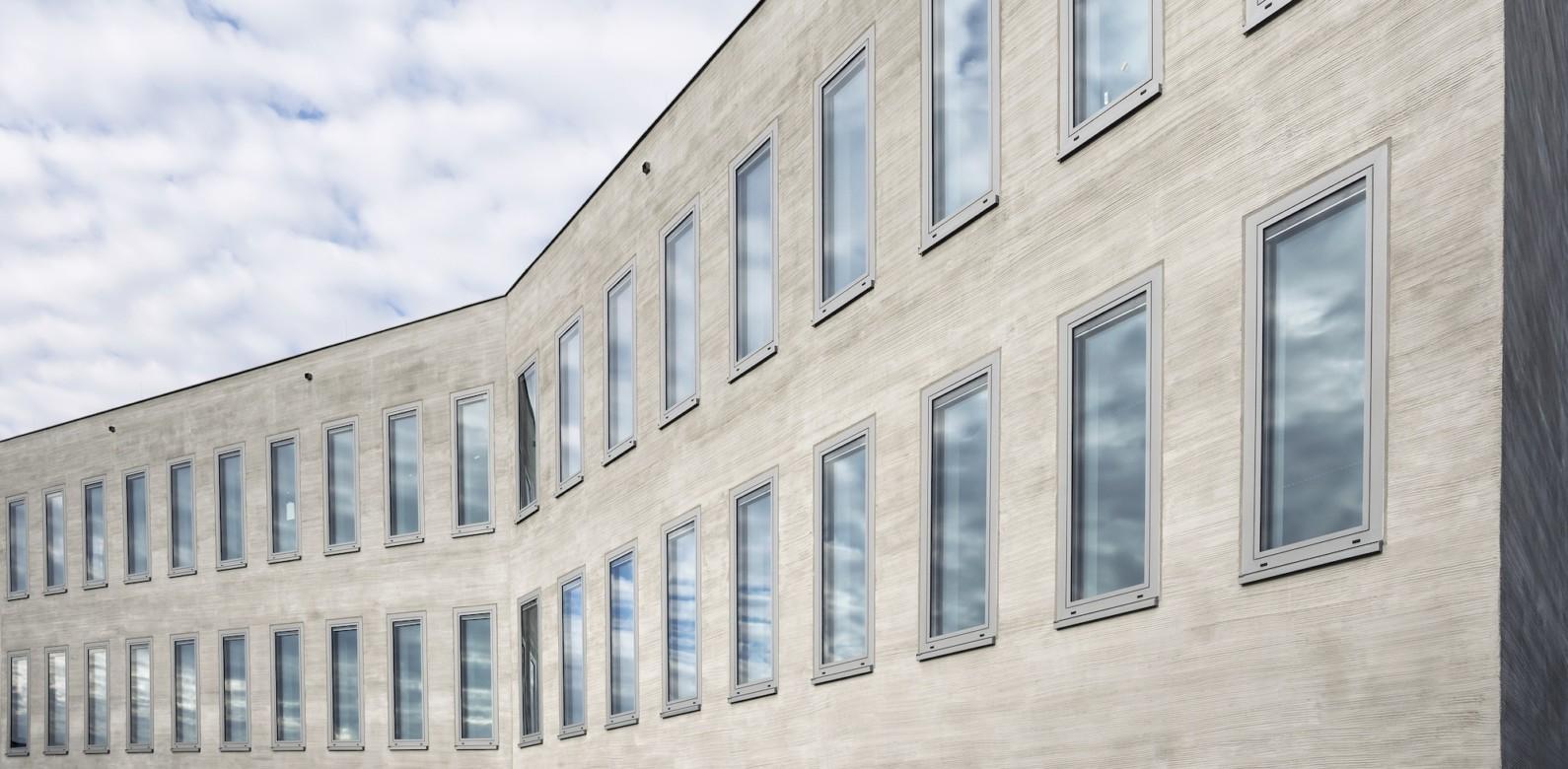 Heupel architekten firmenzentrale ratiodata m nster - Heupel architekten ...