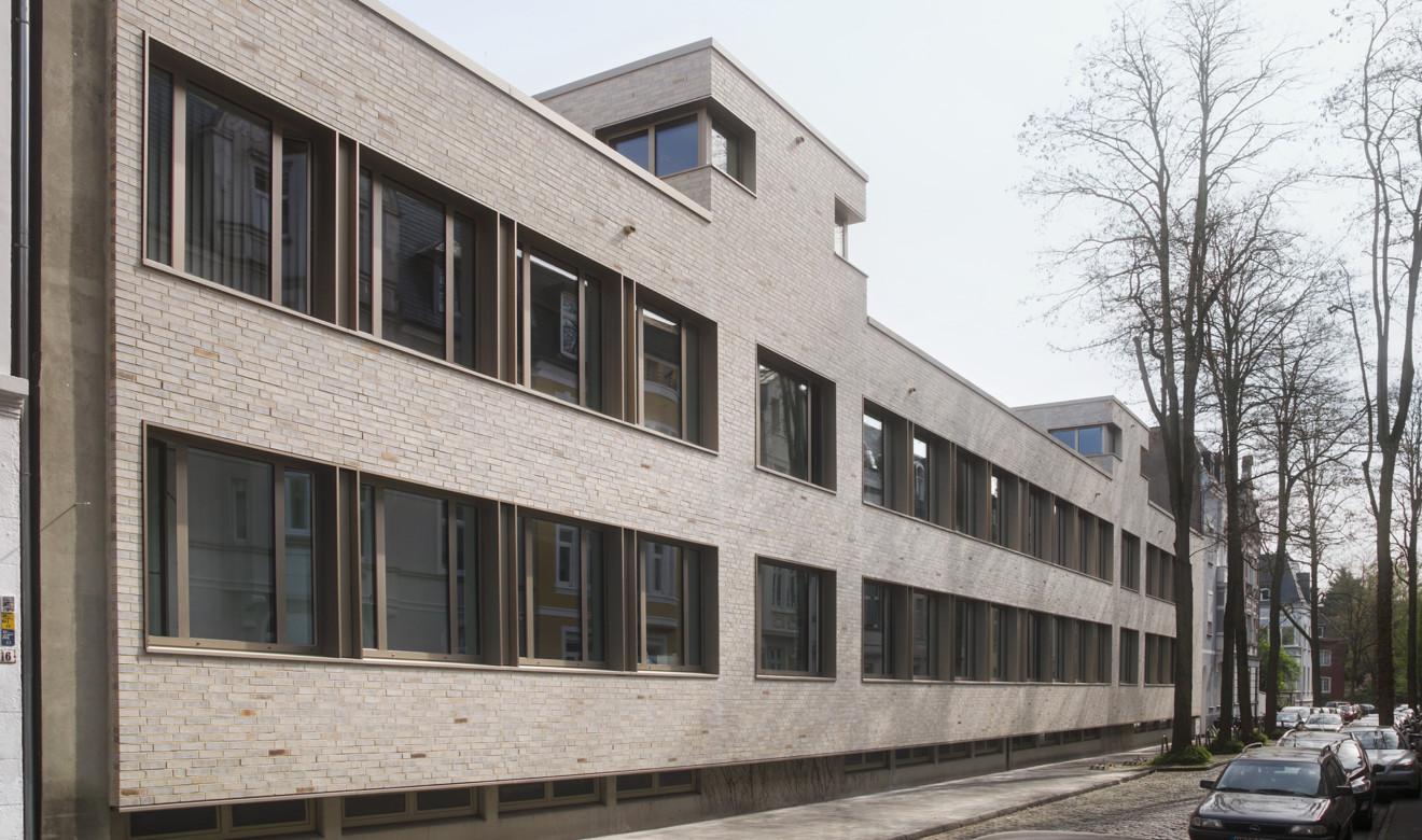 Heupel architekten schiller gymnasium m nster - Heupel architekten ...
