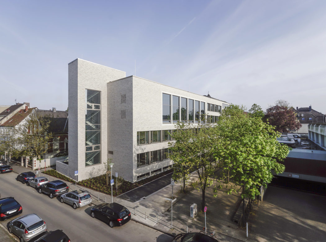 Heupel Architekten Schiller Gymnasium Munster