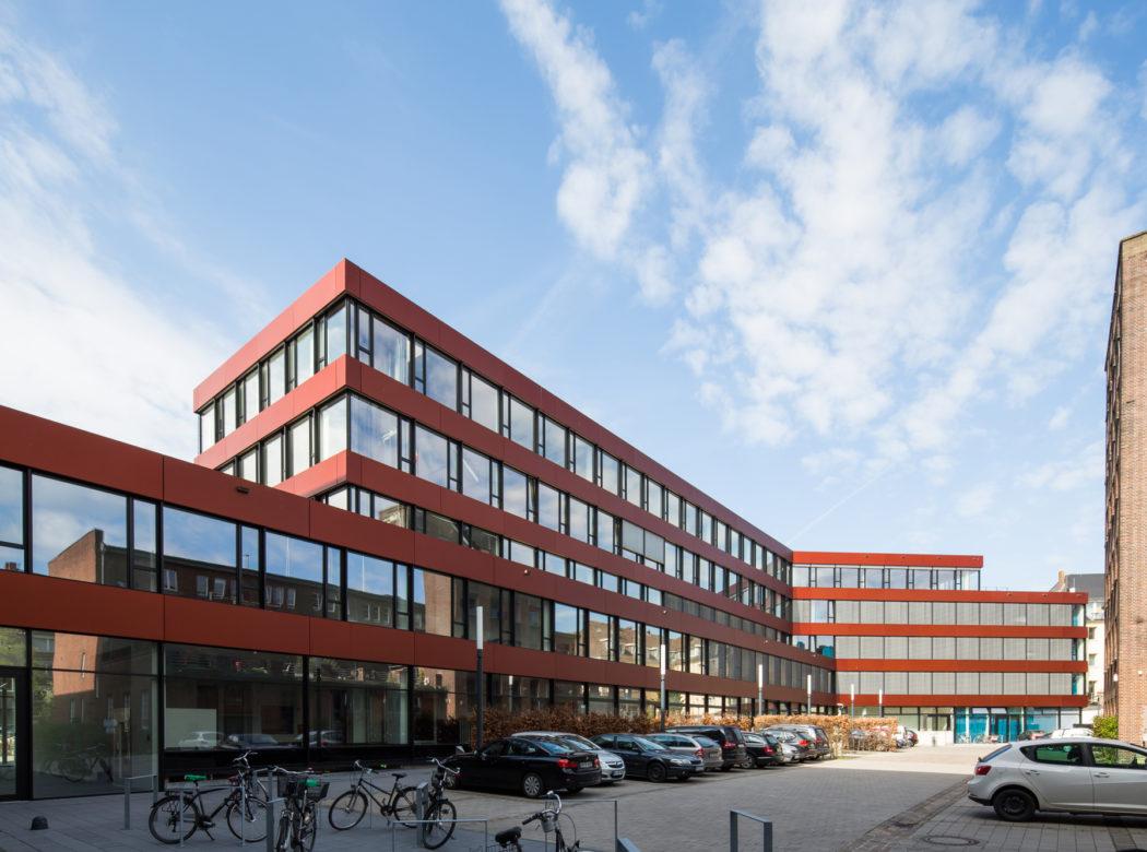 PSD-Bank Münster- 2. Bauabschnitt