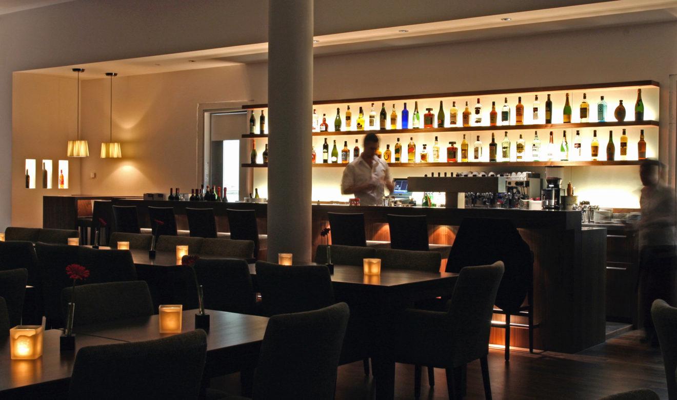 Heupel Architekten | Restaurant Lumina Münster
