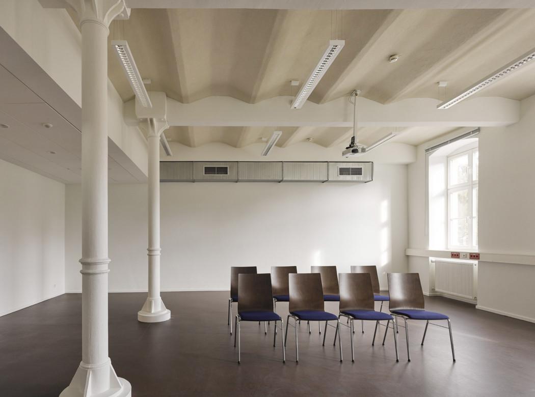 Sanierung Seminargebäude Universität Münster