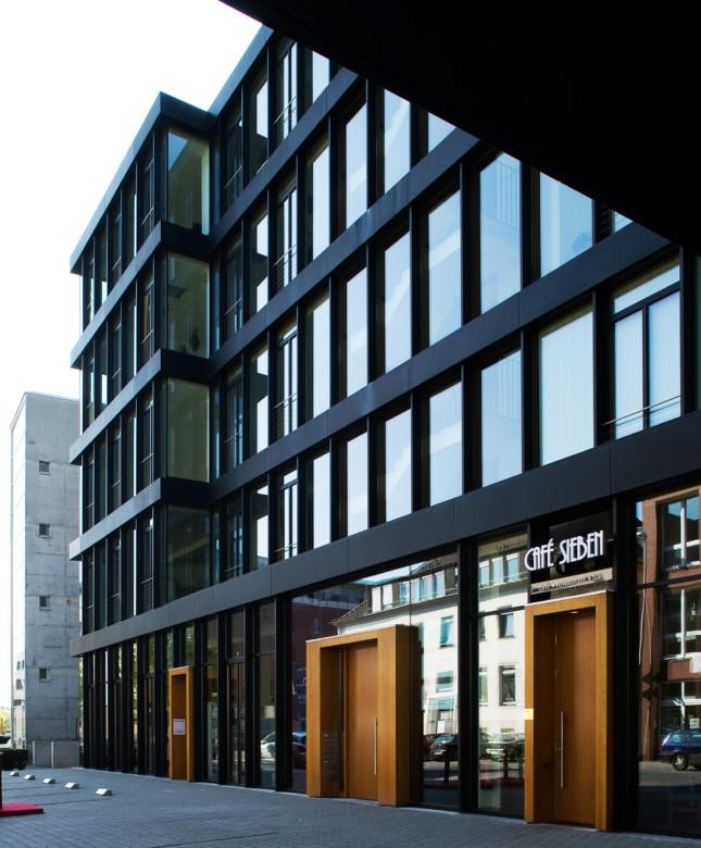 Heupel architekten b rogeb ude hafenweg m nster - Heupel architekten ...