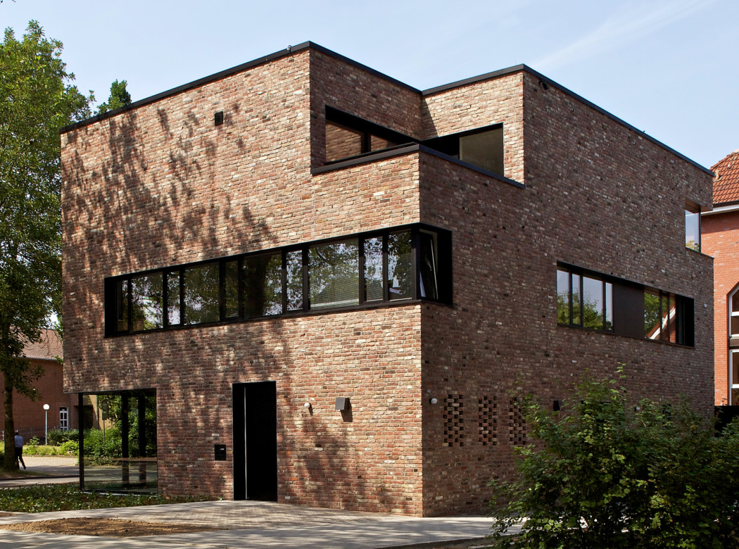 heupel architekten haus strathmann m nster. Black Bedroom Furniture Sets. Home Design Ideas