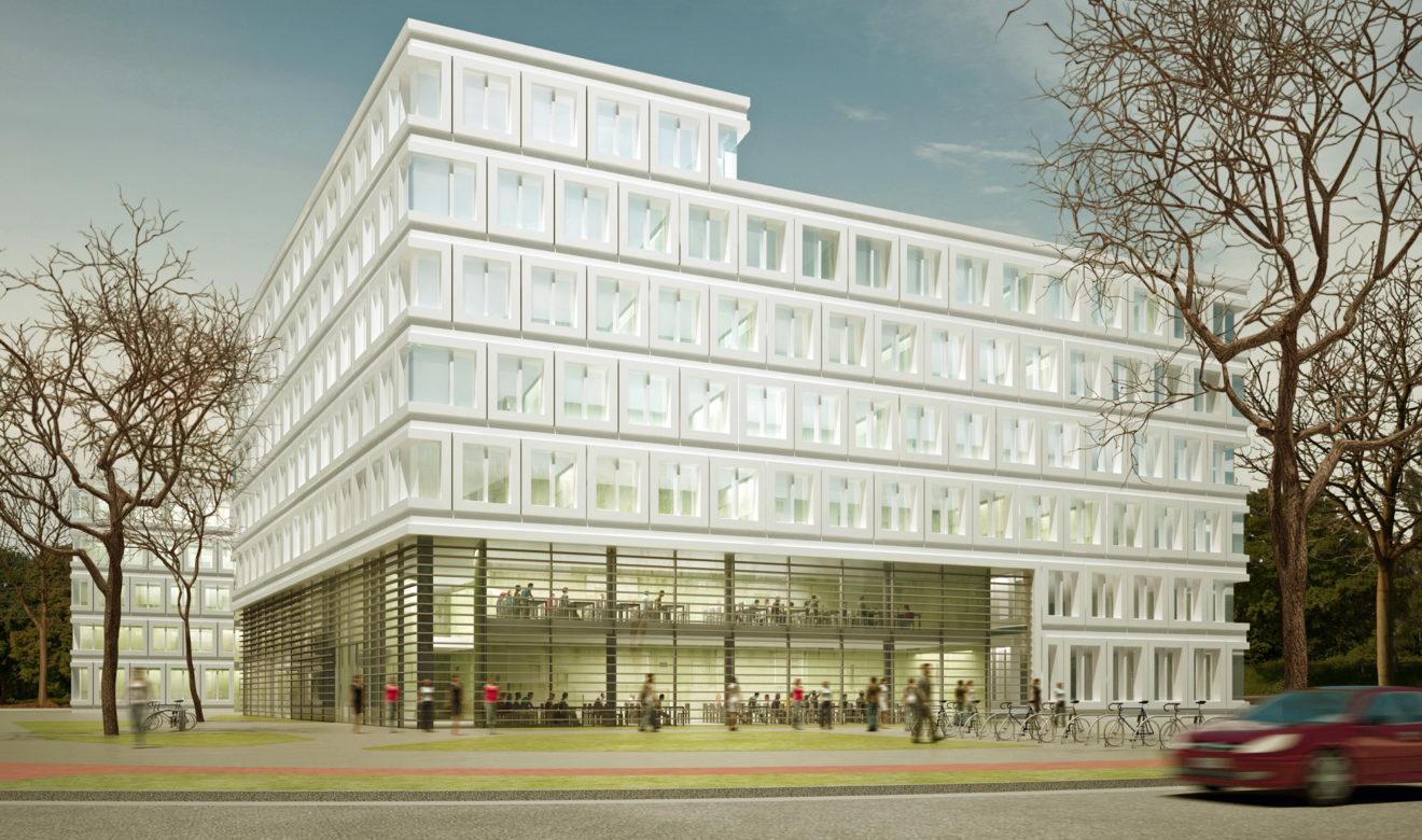 Heupel architekten institut der geographie m nster - Heupel architekten ...